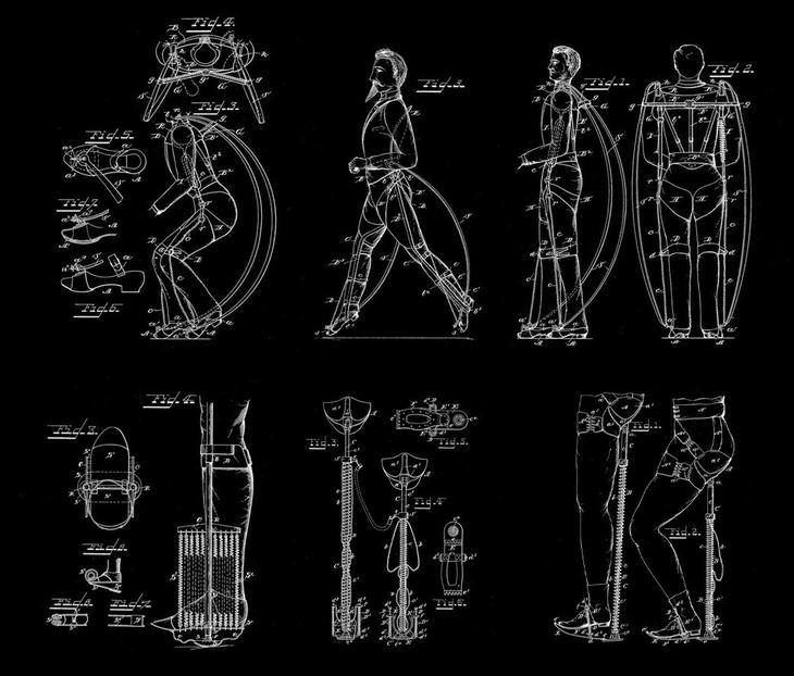 Что собой представляет экзоскелет — костюм «железного человека» будущего. Изображение №2.