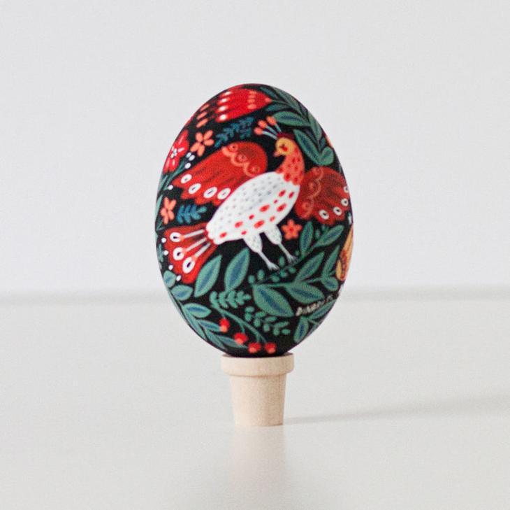 Пасхальные яйца фольклорные мотивы от художницы из Узбекистана Динары Мирталиповой, фото № 28