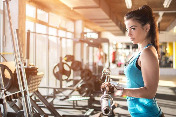 Как подтянуть мышцы рук?