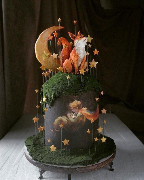 Шедевры кондитерского искусства от Елены Гнут