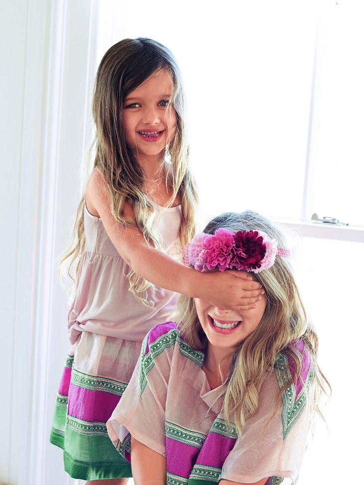 Как сшить детскую юбку в складку из жаккарда
