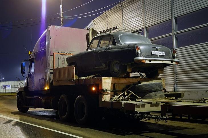 """ГАЗ-21НЮ """"Волга"""" из Владивостока"""