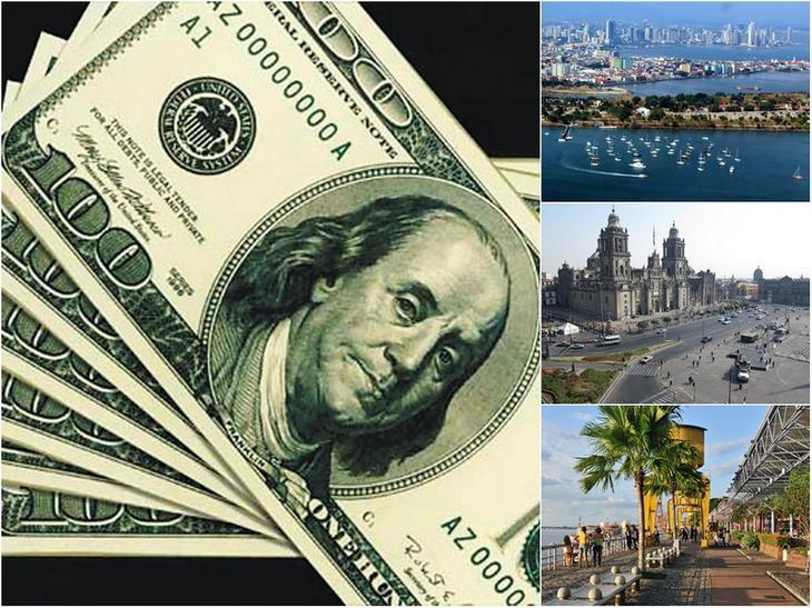 Страны, в которых на $1000 в месяц можно жить как король!