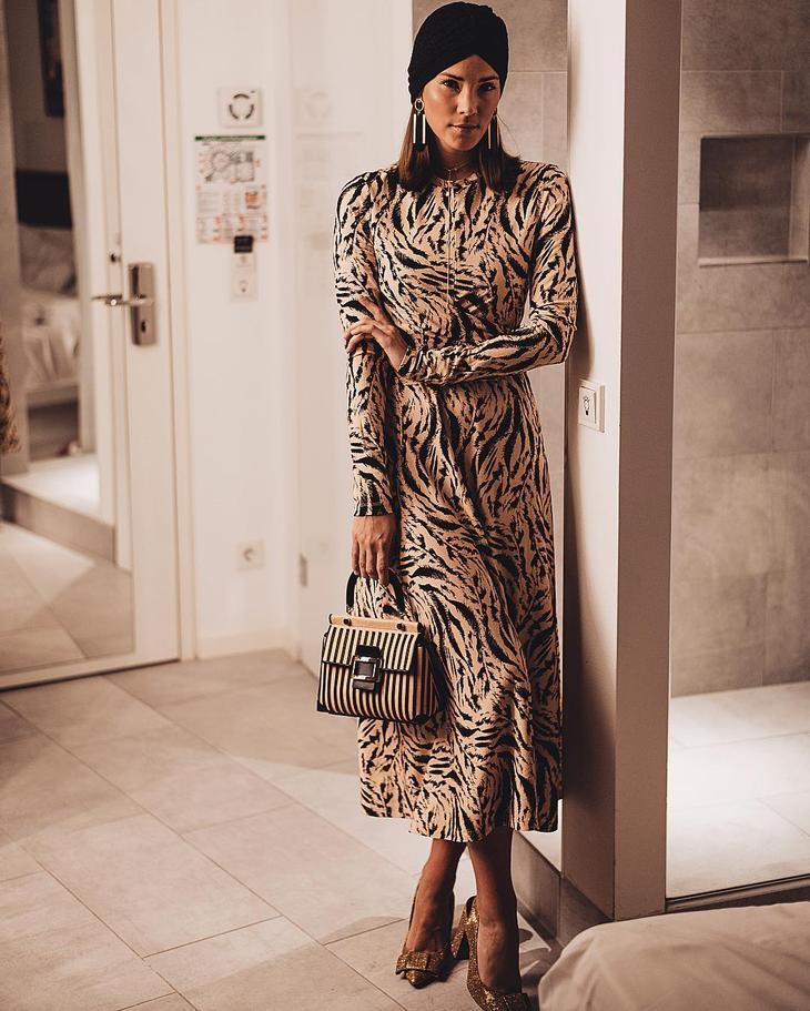 платье с длинным рукавом 2020 фото 10