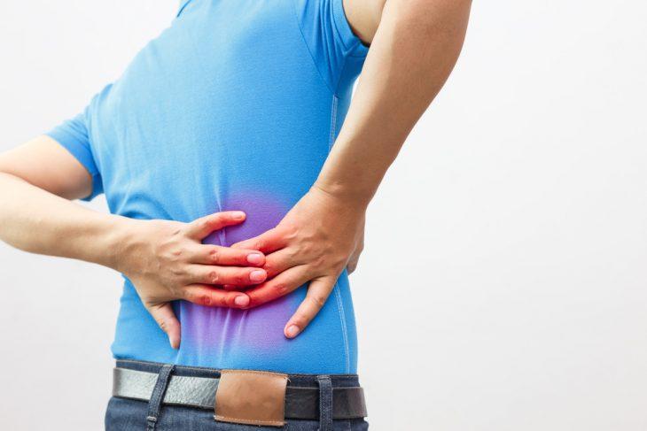 Продуло спину симптомы и лечение