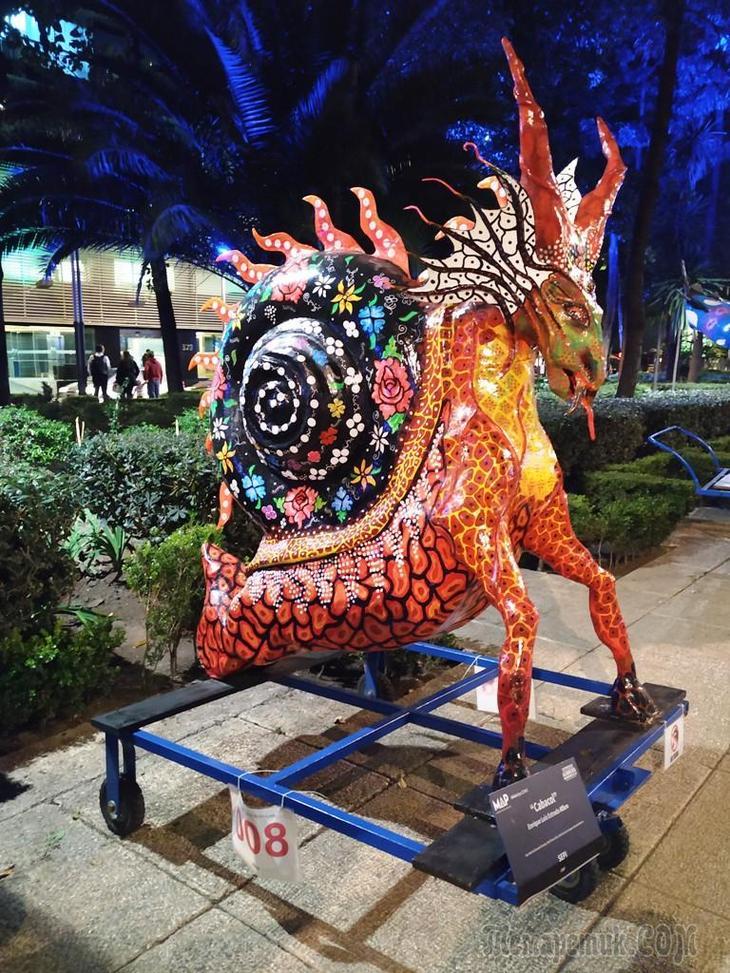 Алебрихе … или что же курят мексиканцы?… путешествия,Путешествие и отдых