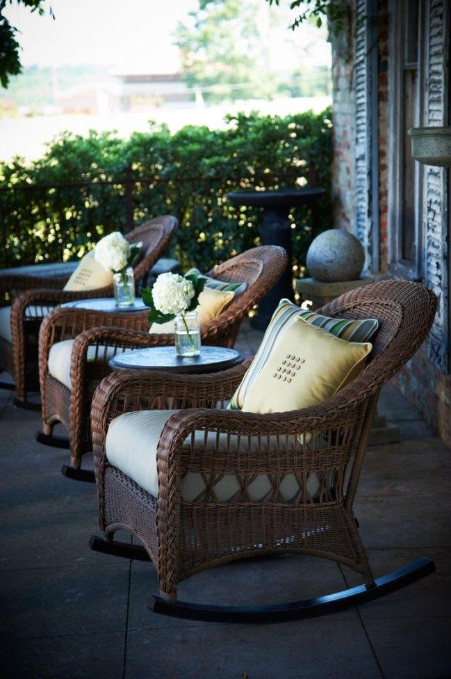 Кресло-качалка своими руками: чертежи, фото, решения