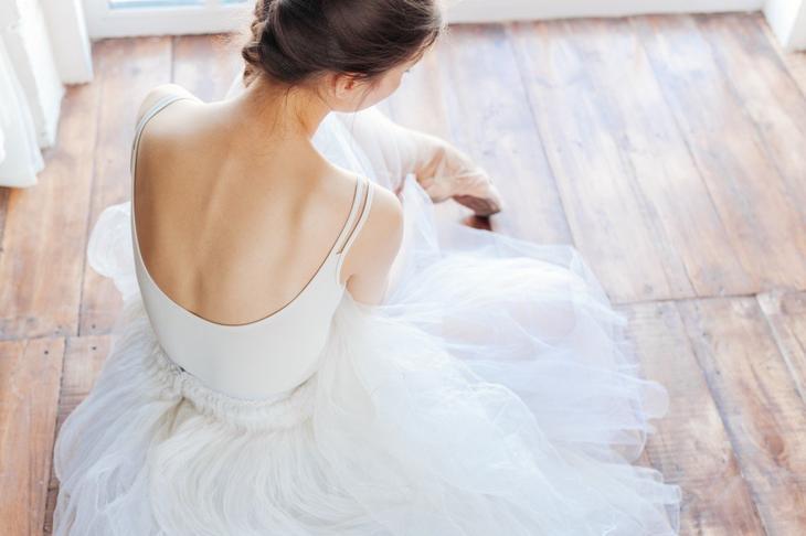 Благодаря чему балерины много едят и остаются легкими