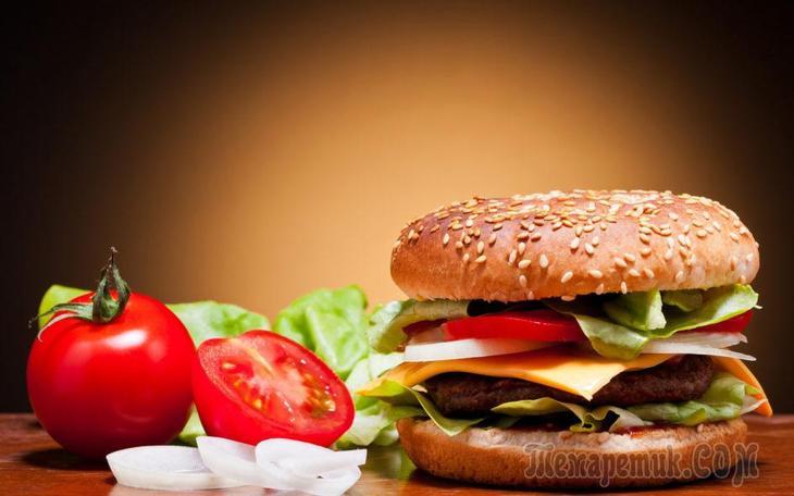 Продукты, которые не рекомендуется есть после шести