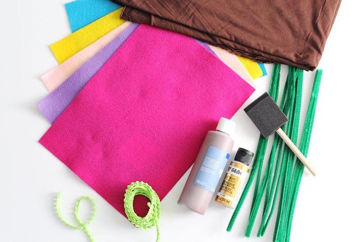 Материалы для пошива игрушек