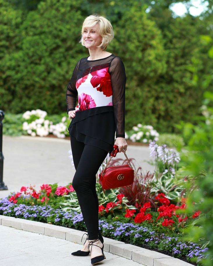 Базовый гардероб для женщин за 50 : 27  вариантов для весны