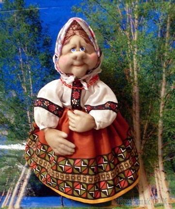fullsize Куклы из колготок своими руками с пошаговой инструкцией