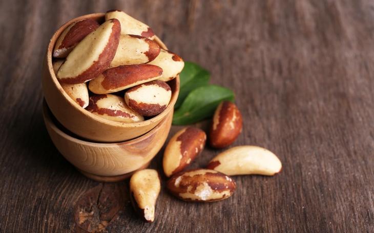 Полезные орехи: бразильский орех и его свойства