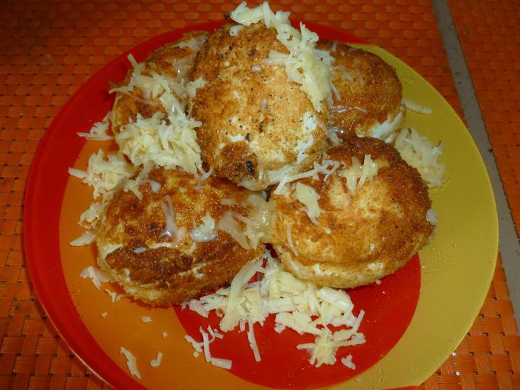 Любимые яйца по-немецки