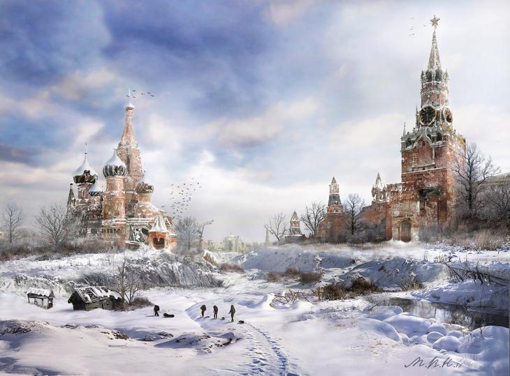 Кремлевская долина. Зима loverme