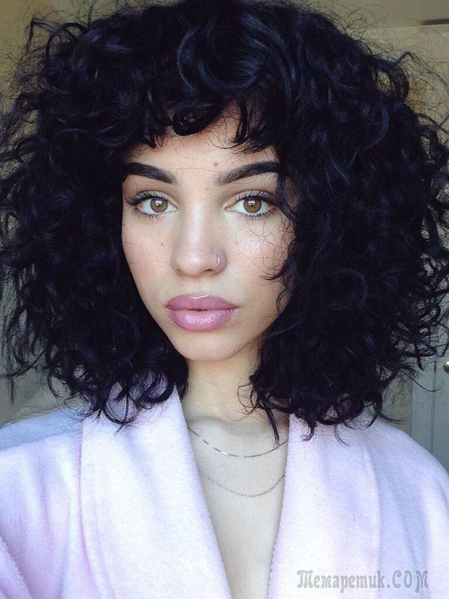 fullsize Красивые прически с локонами на длинные волосы: пошаговые фото, простые варианты укладки