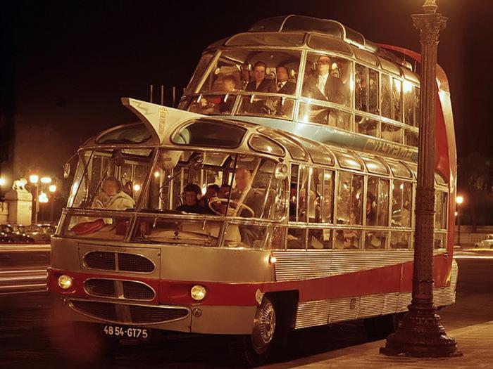 10 запоминающихся автобусов, которые не грех и на выставку отправить