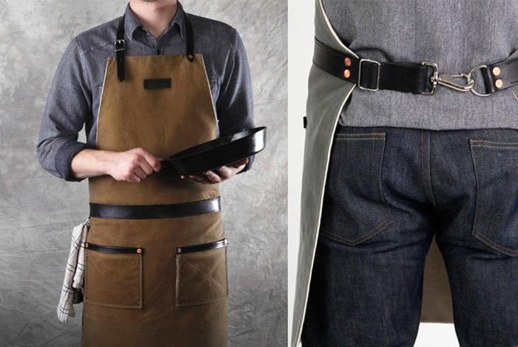 Модные, необычные и современные фартуки на кухню № 2