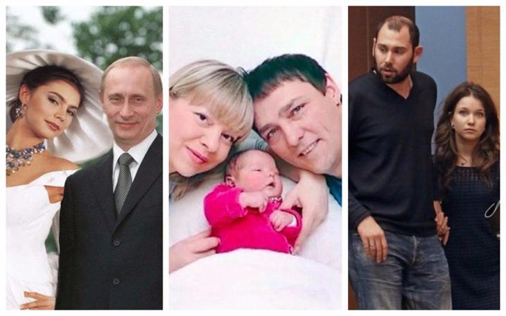 Знаменитости, которые скрывали свою семью ото всех