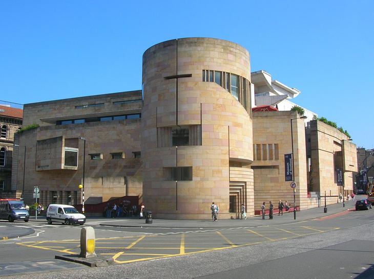 Национальный музей Шотландии (National Museum of Scotland)