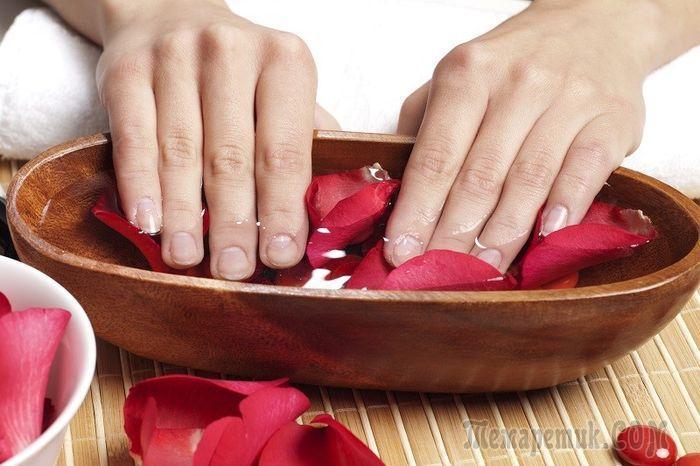 Ванночки для ногтей для быстрого роста