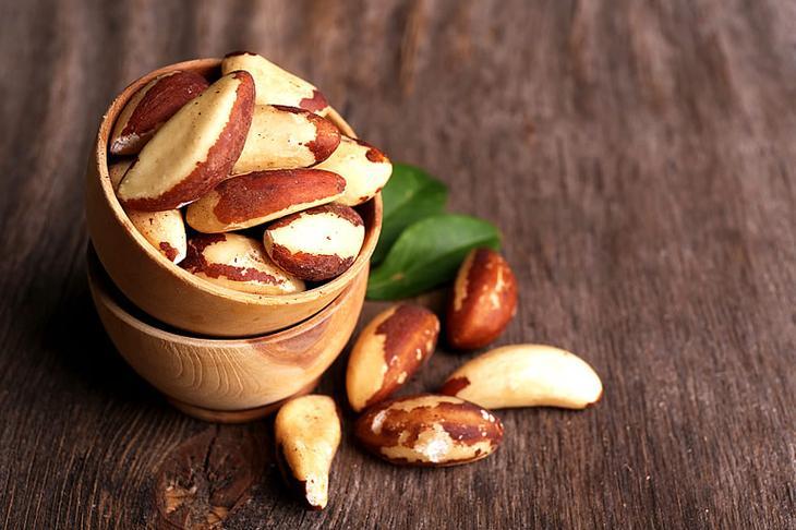 какие орехи самые полезные для потенции