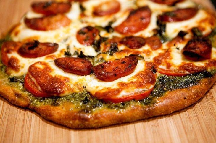 Начинка для пиццы — сколько
