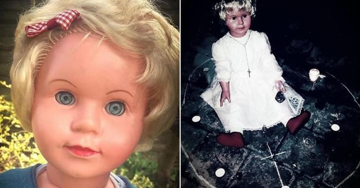 2. Кукла Пегги мистические убийства, паранормальное явление