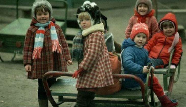 Хиты нашего детства