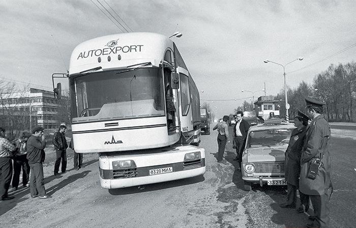 Горячая десятка концепт-каров позднего СССР