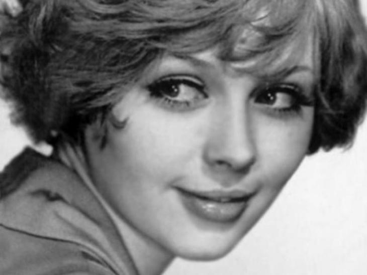 Ирина Азер - одна из самых красивых блондинок советского кино
