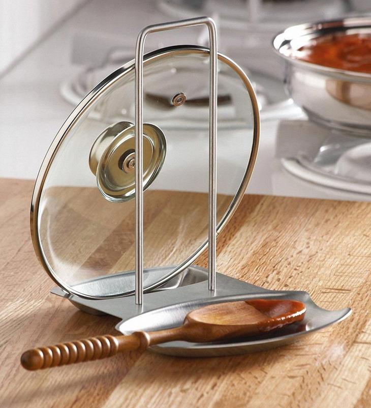 25 гениальных приспособлений, которые станут незаменимыми помощниками на вашей кухне