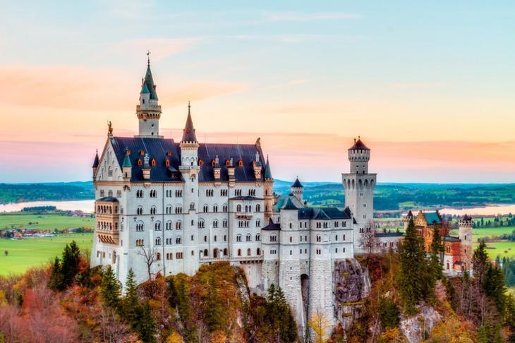 26 реальных мест, которые выглядят так, будто они из сказки