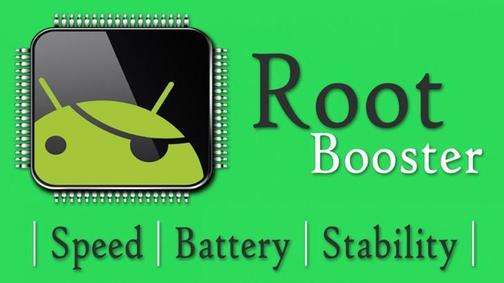 Превью программы Root Booster