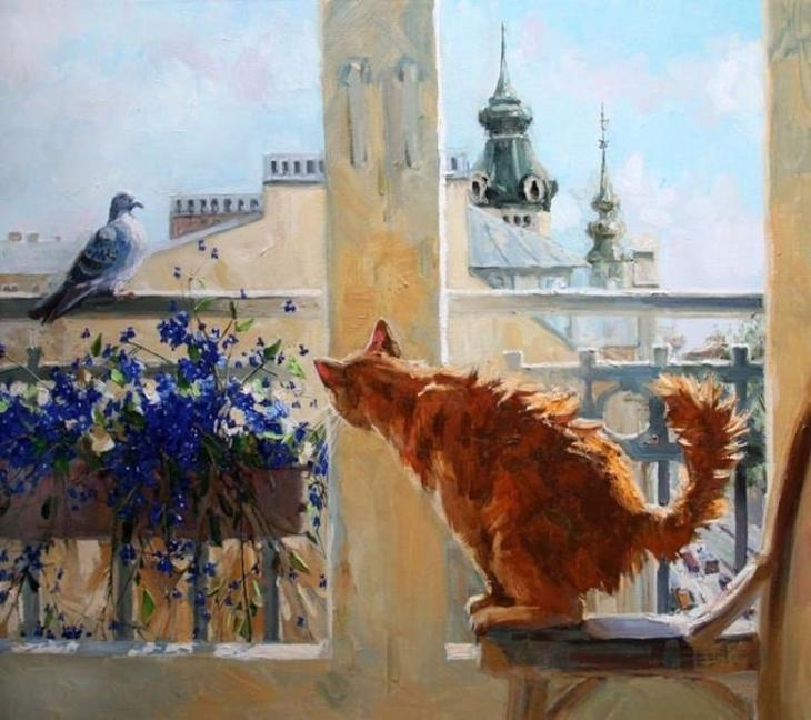 художник Мария Павлова картины – 07