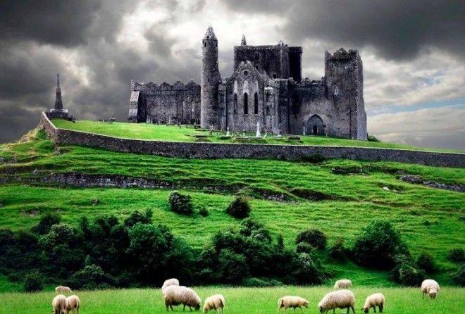 10 потрясающих фото Ирландии