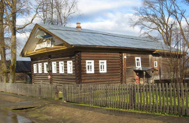 Дом-музей И.С.Конева