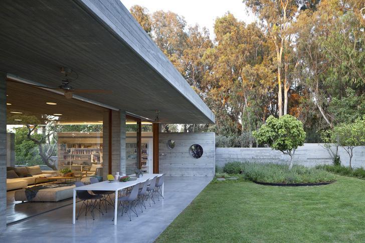 Дом архитектора в Израиле