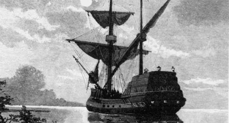 15. Первыми были голландцы австралия, история, колонизация, факт