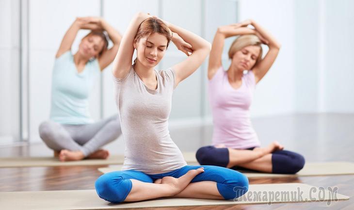 Йога от сердечно сосудистых заболеваний