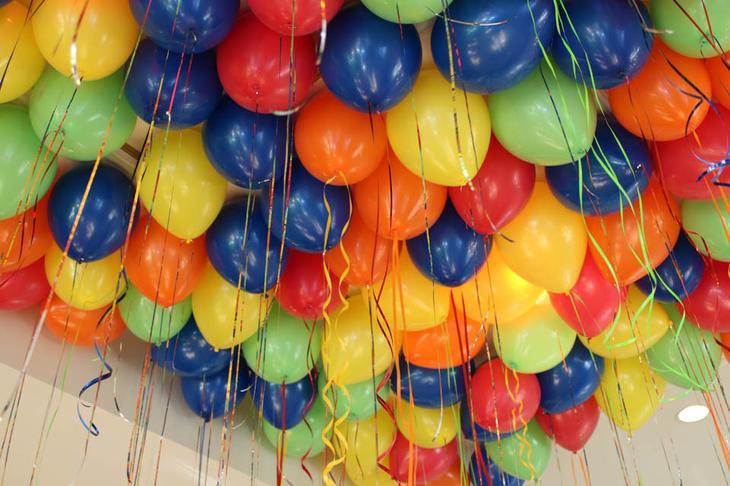 Сонник толкование воздушные шарики