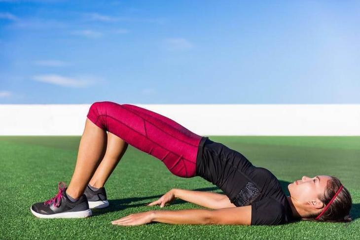 Выполняя это упражнение, вы даете нагрузку сразу нескольким группам мышц