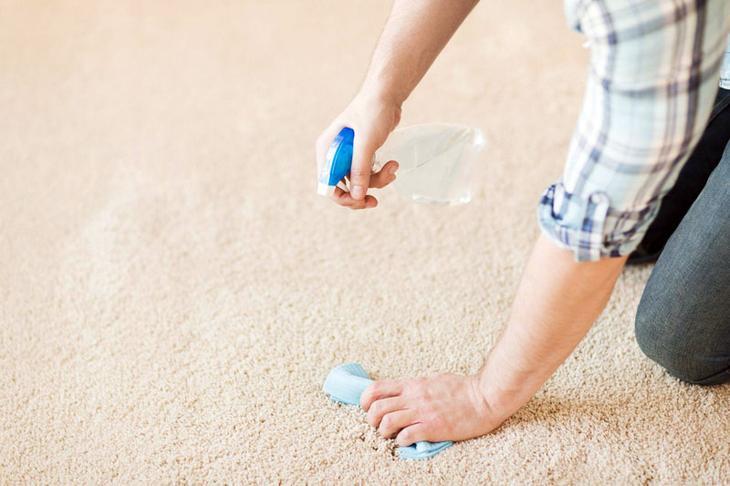 Техника очистки покрытия содой