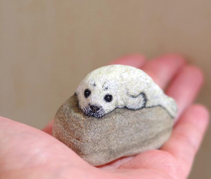 Ожившие камешки