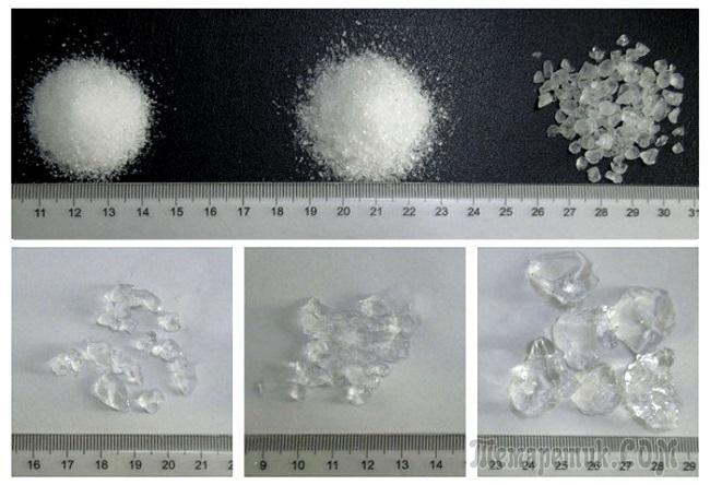 Использование гидрогеля при выращивании рассады