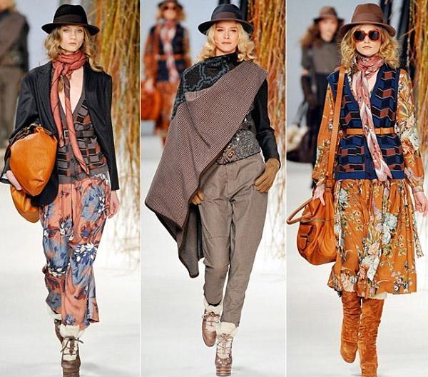 Стиль бохо в одежде: история и тенденции