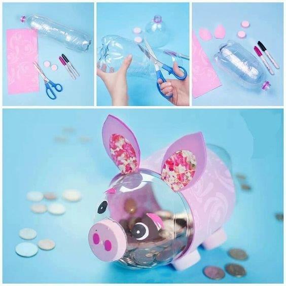 Идеи применения пластиковой бутылки в доме, на балконе и на даче