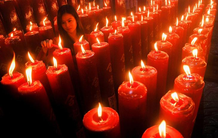 16 февраля вступил в свои права Китайский Новый год loverme