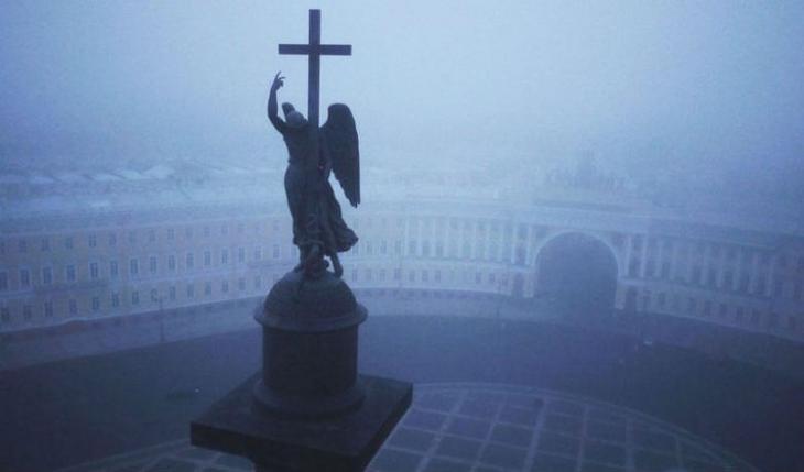Петербург с высоты птичьего полёта: завораживающие виды северной столицы