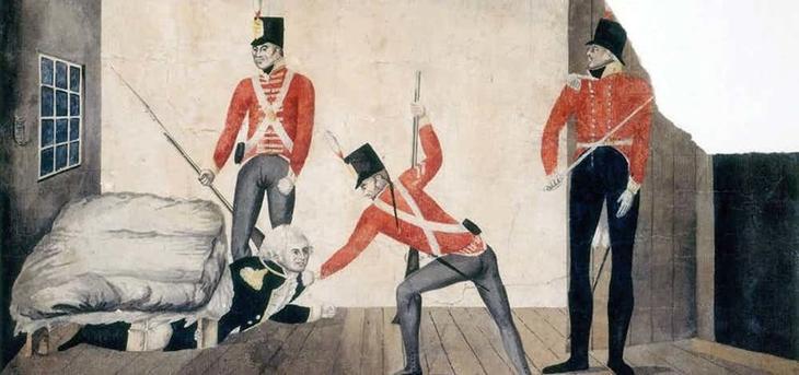 2.  Захват власти   австралия, история, колонизация, факт